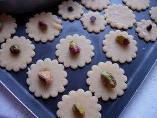 Apricot and almond cream tart : Photo of step #2