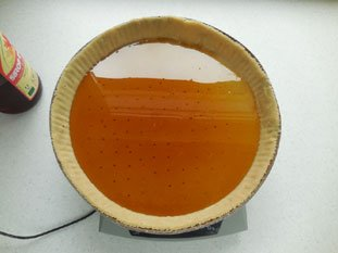 Simple maple-syrup tart : Photo of step #2