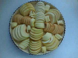 Bonnevaux apple tart : Photo of step #6