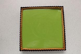 Lime meringue tart : Photo of step #11