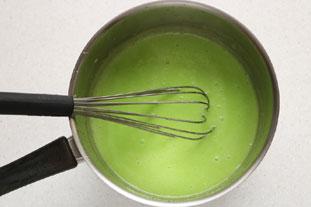 Lime meringue tart : Photo of step #8