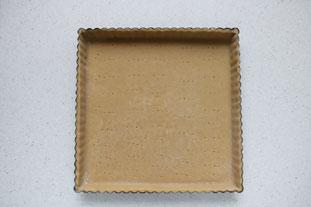 Lime meringue tart : Photo of step #9