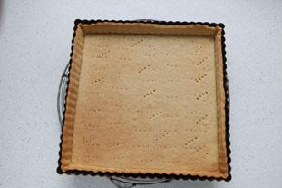 Lime meringue tart : Photo of step #10