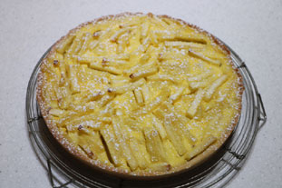 Tarte Normande : Photo of step #13