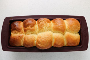 Nanterre brioche : Photo of step #5