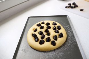 Agen prune cake : Photo of step #5