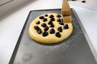 Agen prune cake : Photo of step #6