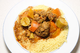 Couscous : Photo of step #18
