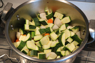Couscous : Photo of step #10