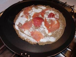 Breton galettes (pancakes) : Photo of step #4