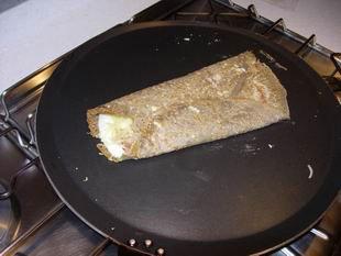 Breton galettes (pancakes) : Photo of step #7