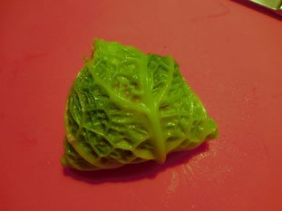 Stuffed cabbage leaves : Photo of step #10
