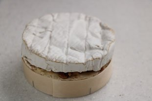 Baked Camembert with Walnuts : Photo of step #5