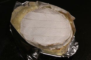 Baked Camembert with Walnuts : Photo of step #8