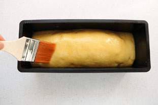 Morteau sausage rolled brioche : Photo of step #9