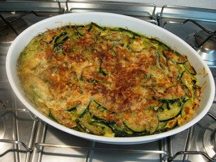 Courgettes (zuchinis)
