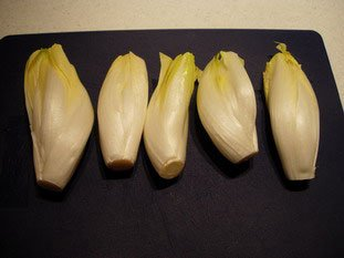 Endives  : Photo of step #1