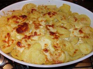 Potato gratin : Photo of step #26