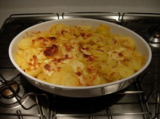 Potato gratin : Photo of step #11