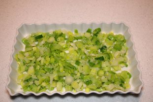 Layered Leek and Egg Gratin  : Photo of step #4