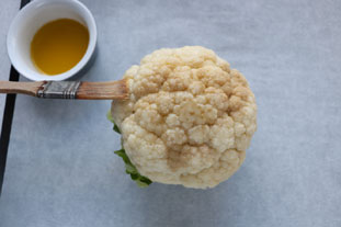 Roasted cauliflower : Photo of step #6