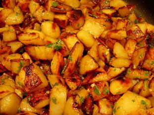 Sarladaise potatoes : Photo of step #26