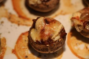 Stuffed Mushrooms : Photo of step #26
