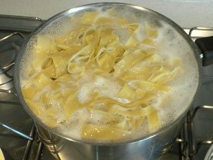New York style pasta : Photo of step #5