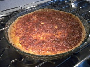 Quiche Lorraine : Photo of step #9