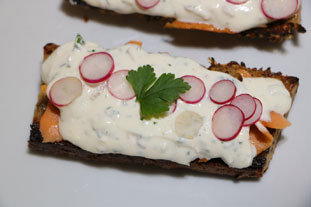 Norwegian tartines
