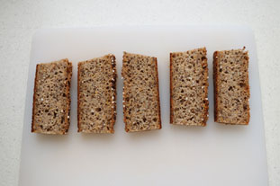 Norwegian tartines : Photo of step #3