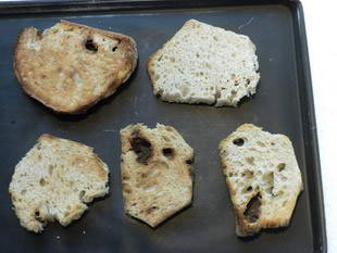 Mediterranean toast : Photo of step #6