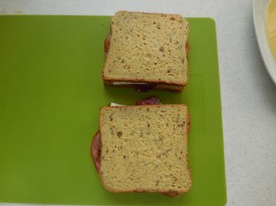 Croque-monsieur complet : Photo of step #7