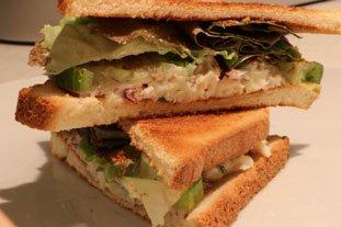 Breton Sandwich : Photo of step #8