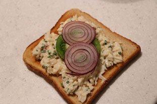 Breton Sandwich : Photo of step #5