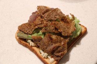 Breton Sandwich : Photo of step #6