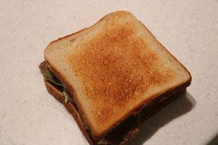 Breton Sandwich : Photo of step #7