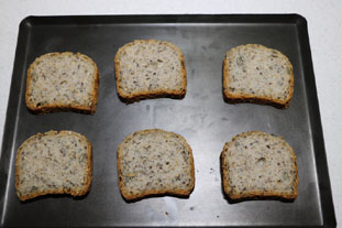 Montlebon toast : Photo of step #2