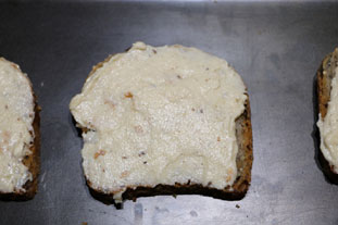 Montlebon toast : Photo of step #3