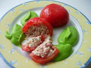 Tomato ladybirds : Photo of step #13
