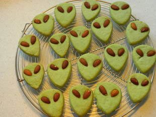 X-Files cookies : Photo of step #12