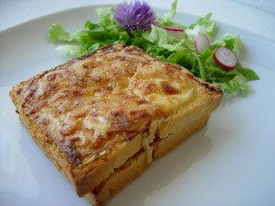 Croque-monsieur : Photo of step #10