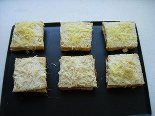 Croque-monsieur : Photo of step #8