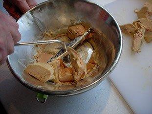 Terrine of foie gras : Photo of step #3