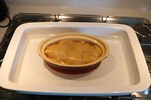 Home-made terrine of foie gras : Photo of step #21