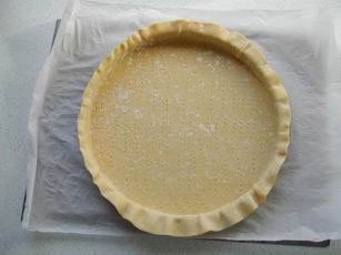 Vegetable pie : Photo of step #3