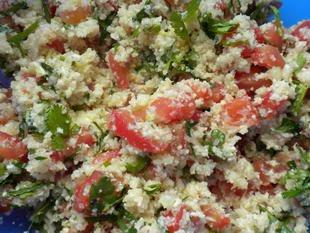 Cauliflower tabouleh : Photo of step #26