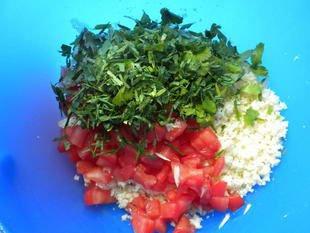 Cauliflower tabouleh : Photo of step #7
