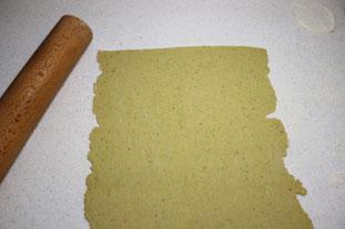 Pesto crackers : Photo of step #4
