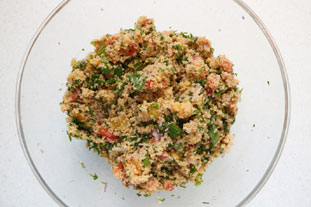 Tabbouleh : Photo of step #6